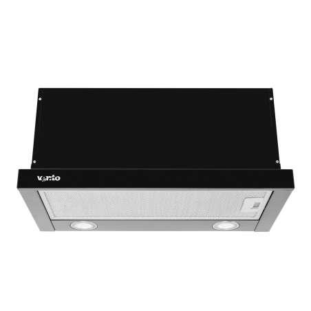 Фото - Вытяжка GARDA 60 BK (1000) LED