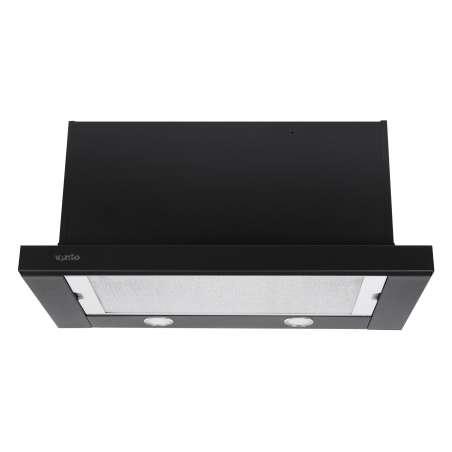 Фото - Витяжка GARDA 60 BK (1100) SMD LED