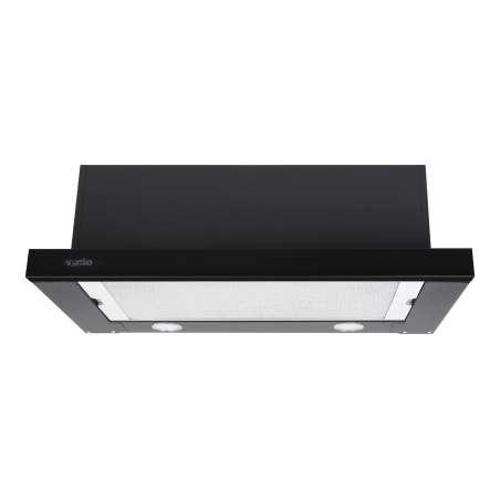 Фото - Витяжка GARDA 60 BK (800) SMD LED