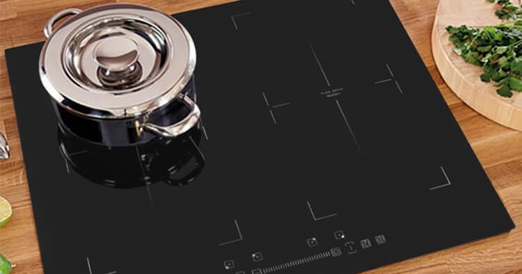 фото посуд для індукційни варильних поверхонь Вентолюкс